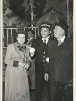 1958 Der Fremdenführer im Raimundtheater – v.l. Mizzi Tesar – Spiro Makri – Emmerich Arleth