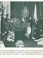 1965 Emmerich Arleth (Begräbnis)