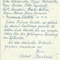 Brief an Arleth 1 – 6