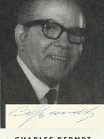 Charles Bernd Autogramm