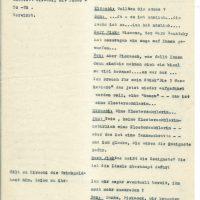 Drehbuch für 17.11.1962 – 15