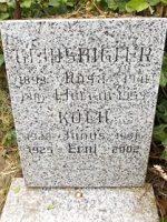 Erni Bieler Grabstätte