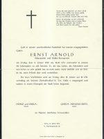 Ernst Arnold Parte