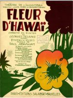 Fleur d Hawaii (1931)