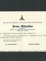 Franz Allmeder Parte