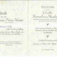 Grosse Künstler-Akademie – 1