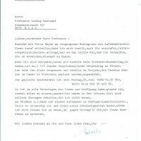 Korrespondenz 01.03.1989