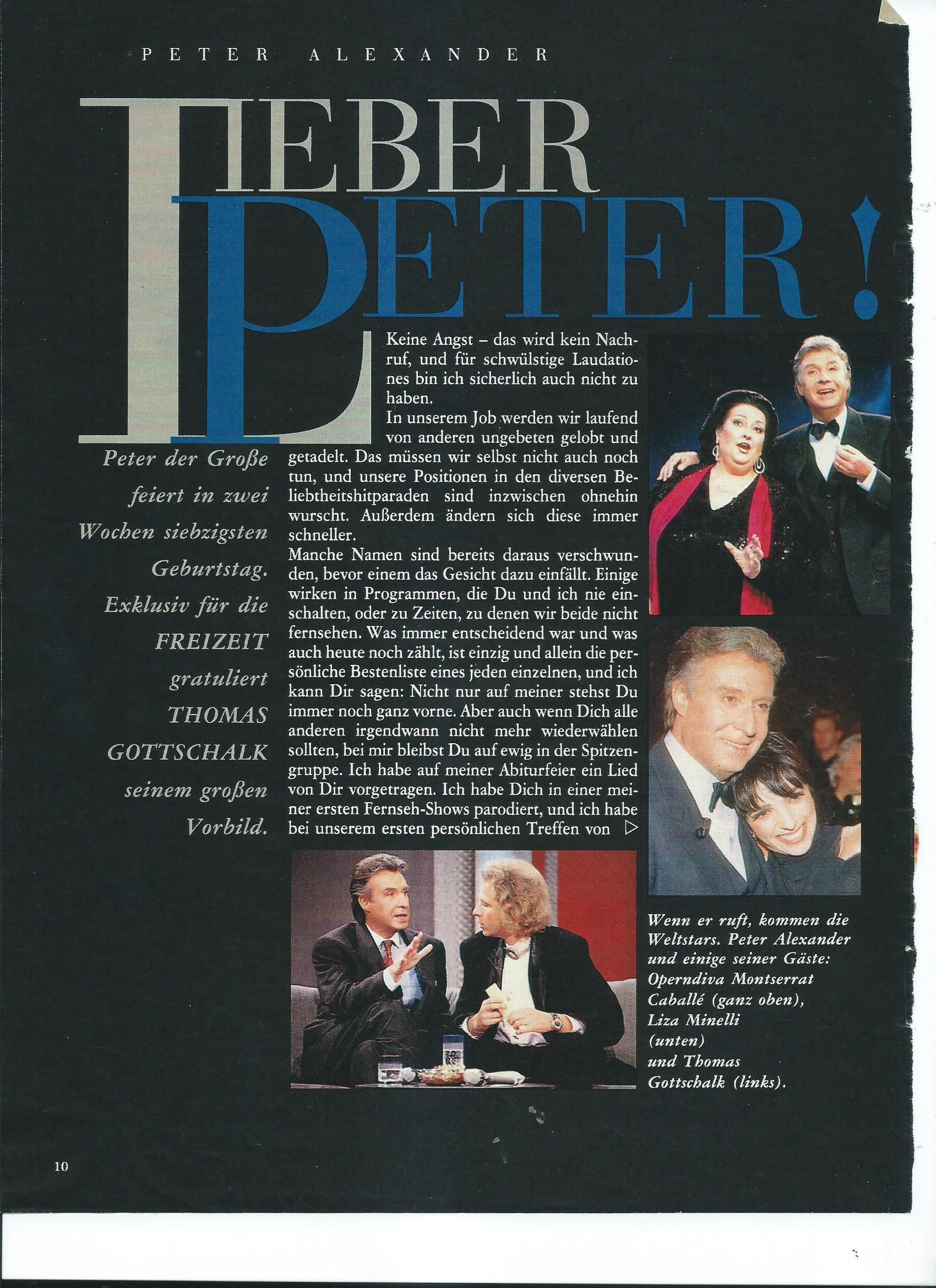 Kurier 15.06.1996 – 1