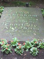 Paul Abraham Grabstein