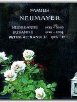 Peter Alexander Grabstätte