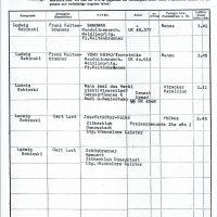 Radioprogramm-Einreichungen – 13