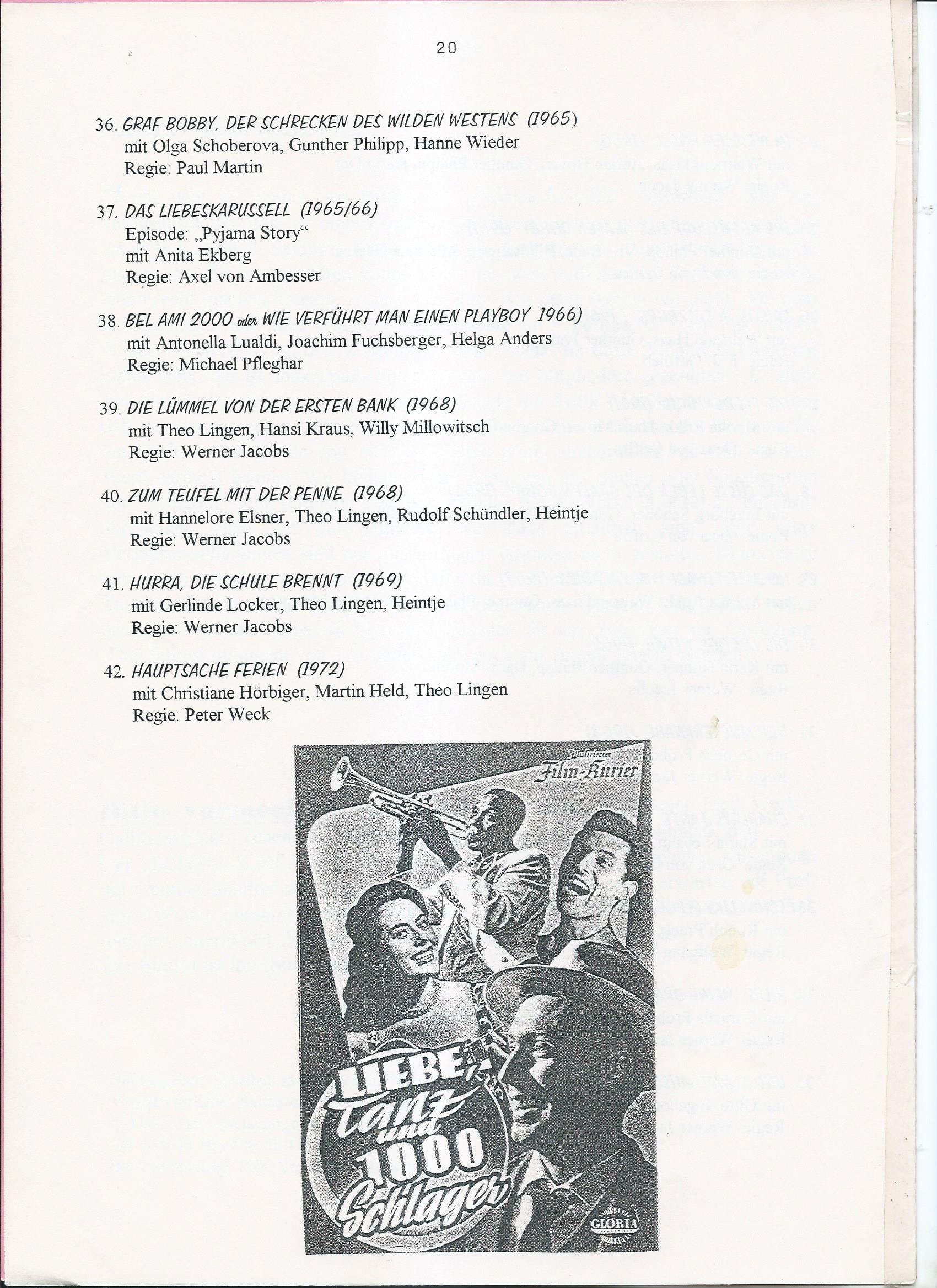 Schalldose Nr 62 1996 – 14