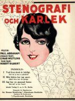 Stenografi och kärlek (1931)