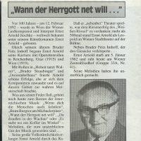 Unbekannt 1992 – 1