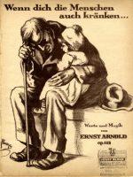 Wenn dich die Menschen auch kränken (1924)