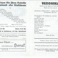 Wiener Stadttheater (Veronika) – 2