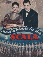 .. und abends in die Scala 1