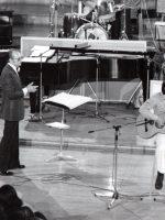 1974 Kandidat in der ORF Show Chance im Wiener Funkhaus