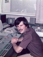 1984 im ORF Funkhaus Wien