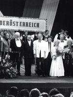 1987 ORF NÖ Radioshow Stadttheater WrNeustadt, Günther Frank, Bill Ramsey, Erwin Steinhauer, Peter Kraus, PM, Helga Papouschek, Harald Serafin, Lore Krainer