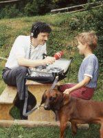 1992 Radiointerview in Hollenstein