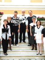 1994 als Chormitglied bei Take Ten