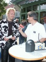 2003 Radiointerview mit Bernd Kronowetter von Mainstreet