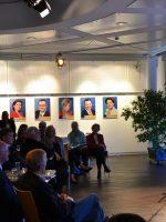 2013 Buchpräsentation Sie werden lachen im ORF NÖ