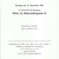 27.11.1983 – 2