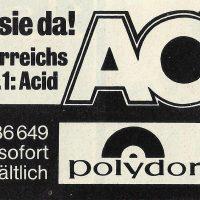 Acid Age – Polydor