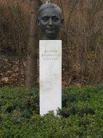 Alfred Grünwald Büste