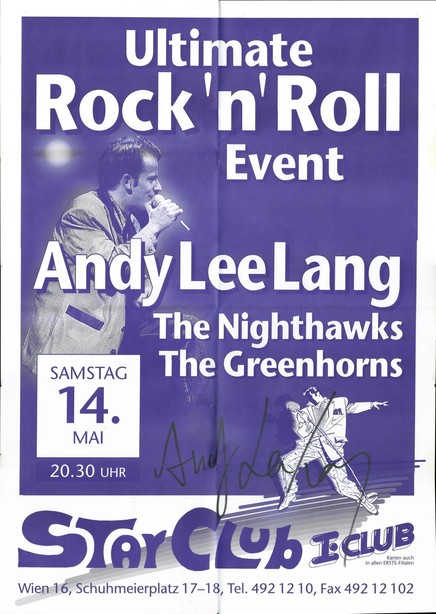 Andy Lee Lang – Rock n Roll