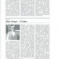 Autorenzeitung II 1983 – 2