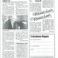 Bezirksjournal Nr. 8 1993