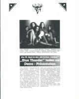 Blue Thunder Promo – 13