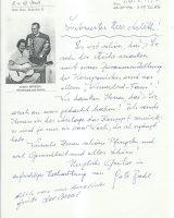 Brief Bredl an Arleth vom 26.05.1993