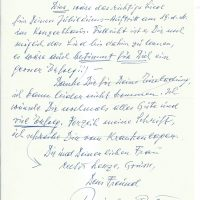 Brief Brettner an Arleth 05.11.1965