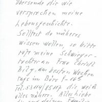 Brief Höchsmann an Arleth 10.04.1996