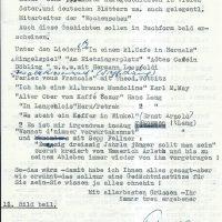 Brief Herz an Arleth – 17.11.1969 – 2