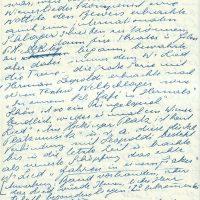 Brief Herz an Arleth – 31.07.1957 – 3