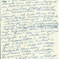 Brief Herz an Arleth – 31.07.1957 – 5