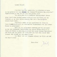 Brief Jaksch an Arleth 20.12.1968