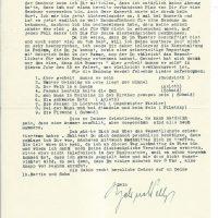 Brief Jelinek an Arleth 07.03.1956