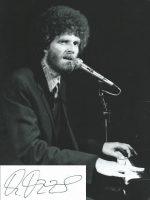 Christian Dozzler mit Unterschrift