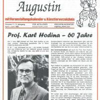 Der liebe Augustin Apr-Juni 1995 – 1