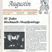 Der liebe Augustin Datum Apr-Juni 1996 – 1