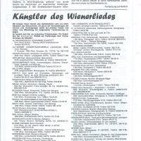 Der liebe Augustin Juli-Sept 1999 – 2