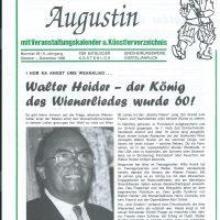 Der liebe Augustin Okt-Dez 1999 – 1