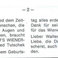 Der liebe Augustin Okt-Dez 1999 – 2