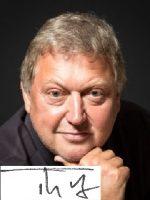 Edgar Pelz mit Unterschrift